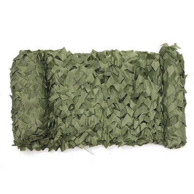 Durable Camouflage Network for Camping and Hunting