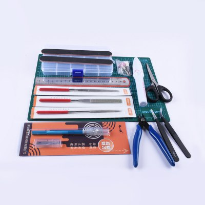 PXWG KB000718 Tool Set for Model Handmade DIY