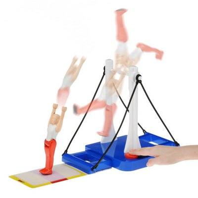Gymnastics War Interactive Board Game