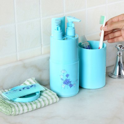 Compact Travel Cup Organizer