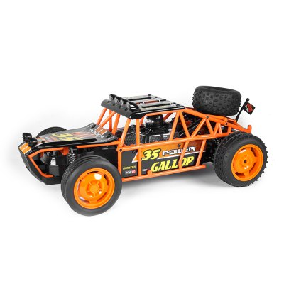 1702 1:10 2.4G 2WD 28km/h Fast Speed Off-road RC Car