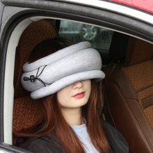 Portable Travel Sleeping Headrest Blinder
