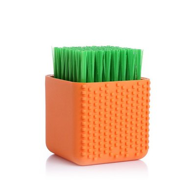 HESSION Silicone Clothes Cleaning Brush