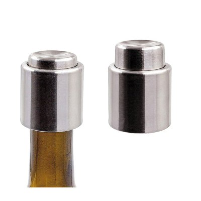 Small Stainless Steel Wine Stopper