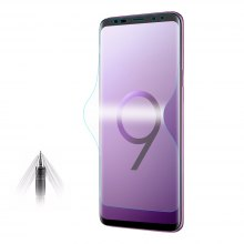 Hat - Prince Protective Hydrogel Film for Samsung Galaxy S9