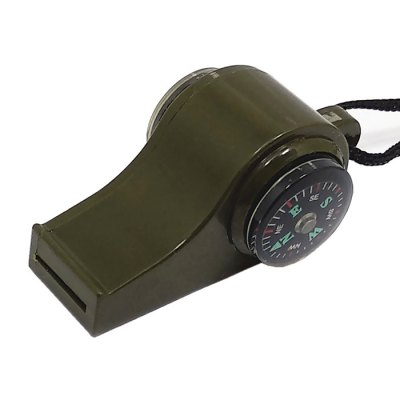 Outdoor Multifunctional Survival Whistle