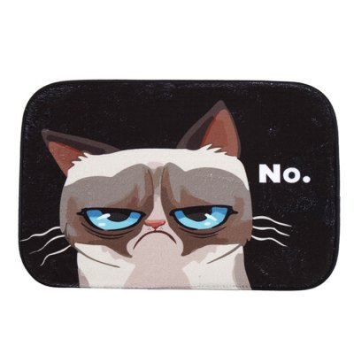 Creative Anti-skid Cute Cat Floor Mat