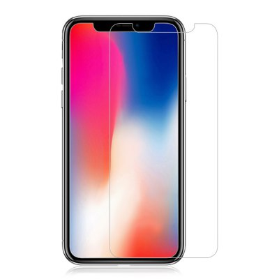 ASLING Phone Tempered Glass for iPhone X 2pcs