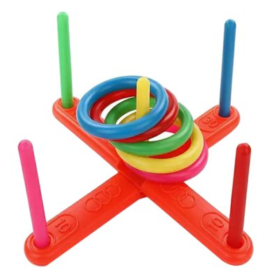 Children Ring Throwing Game Toy Sports Equipment