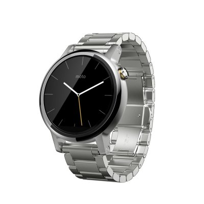 20MM Three Bead Strap with for moto 360 2 Smart Watch