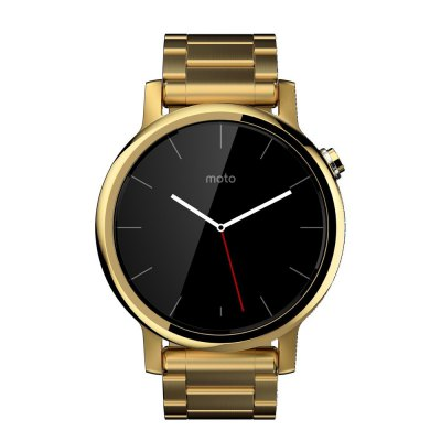 20MM Butterfly Buckle Strap with for moto 360 2 Smart WatchWatch Accessories<br>20MM Butterfly Buckle Strap with for moto 360 2 Smart Watch<br><br>Color: Black,Gold,Silver<br>Material: Stainless Steel<br>Package Contents: 1 x 20MM Butterfly Buckle Strap with for moto 360 2 Smart Watch, 3 x Spring Bar<br>Package size (L x W x H): 22.30 x 5.20 x 1.80 cm / 8.78 x 2.05 x 0.71 inches<br>Package weight: 0.140 kg<br>Product size (L x W x H): 18.50 x 2.00 x 1.00 cm / 7.28 x 0.79 x 0.39 inches<br>Product weight: 0.082 kg<br>Type: Smart watch / wristband band