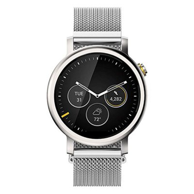 20MM Milanese Strap for moto 360 2 Smart WatchWatch Accessories<br>20MM Milanese Strap for moto 360 2 Smart Watch<br><br>Color: Black,Blue,Gold,Rose Gold,Silver<br>Material: Stainless Steel<br>Package Contents: 1 x 20mm Milanese Strap for moto 360 2 Smart Watch, 3 x Spring Bar<br>Package size (L x W x H): 22.00 x 5.00 x 1.60 cm / 8.66 x 1.97 x 0.63 inches<br>Package weight: 0.086 kg<br>Product size (L x W x H): 22.80 x 2.00 x 0.50 cm / 8.98 x 0.79 x 0.2 inches<br>Product weight: 0.030 kg<br>Type: Smart watch / wristband band