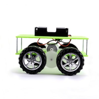 PXWG Vehicle Style Jigsaw Electric Powered 3D Puzzle electric vehicle