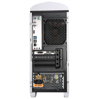 GETWORTH R21 Computer TowerComputers<br>GETWORTH R21 Computer Tower<br><br>Audio Jack: 3<br>Brand: GETWORTH<br>Caching: 6MB<br>Computer Tower: 1<br>Core: 3.4GHz, Quad Core<br>CPU: Intel Core i5 7500<br>CPU Brand: Intel<br>CPU Series: Intel Core<br>DVI Port: Yes<br>English Manual : 1<br>Graphics: Colorful GTX 1050Ti-4GD5 GAMING<br>Graphics Capacity: 4G<br>Graphics Card: 1<br>Graphics Card Frequency: 1291MHz<br>Graphics Type: Graphics Card<br>Hard Disk Interface Type: SATA<br>Hard Disk Memory: 120GB SSD<br>Mainboard: Colorful B250M-E V20<br>Model: R21<br>OS: Windows 10<br>Package size: 48.00 x 24.00 x 44.00 cm / 18.9 x 9.45 x 17.32 inches<br>Package weight: 9.5000 kg<br>Power Cable: 1<br>Power Consumption: 65W<br>Process Technology: 14nm<br>Product size: 41.30 x 20.00 x 41.40 cm / 16.26 x 7.87 x 16.3 inches<br>Product weight: 8.5000 kg<br>PS/2 Port: 2<br>RAM: 8GB<br>RAM Type: DDR4<br>RJ45 connector: Yes<br>Screwdriver: 1<br>Threading: 4<br>USB Host: Yes (6 x USB 3.0 + 6 x USB 2.0)<br>VGA Slot: Yes