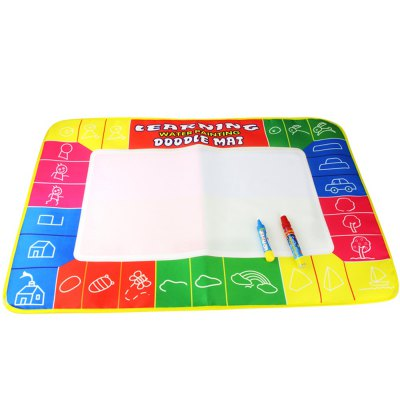 Kid Water Drawing Mat Doodle Board Educational Toy