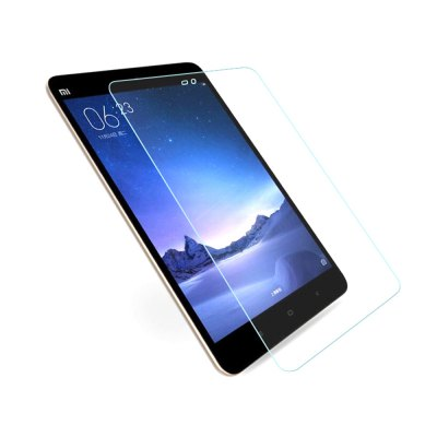 2.5D Arc Tempered Glass Protective Film for Xiaomi Mi Pad 3Tablet Accessories<br>2.5D Arc Tempered Glass Protective Film for Xiaomi Mi Pad 3<br><br>Accessory type: Tempered Glass Screen Protector Film<br>Compatible models: For Xiaomi<br>For: Tablet PC<br>Package Contents: 1 x Screen Film, 1 x Wet Wipes, 1 x Dry Wipes, 1 x Dust-absorber<br>Package size (L x W x H): 24.50 x 17.80 x 1.60 cm / 9.65 x 7.01 x 0.63 inches<br>Package weight: 0.1210 kg<br>Product size (L x W x H): 19.30 x 12.80 x 0.03 cm / 7.6 x 5.04 x 0.01 inches<br>Product weight: 0.0310 kg