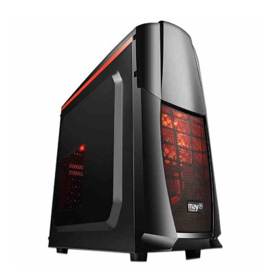 mayn T4 Computer TowerDIY PC<br>mayn T4 Computer Tower<br><br>Audio Jack: Yes<br>Brand: mayn<br>Caching: 8MB<br>Computer Tower: 1<br>Core: Quad Core, 3.6GHz<br>CPU: Intel Core i7-7700<br>CPU Brand: Intel<br>CPU Series: Intel Core<br>Display Port: 1<br>DVI Port: Yes<br>English Manual : 1<br>Graphics Capacity: 3G<br>Graphics Card Frequency: 8008MHz<br>Graphics Chipset: GeForce GTX 1060<br>Graphics Type: Graphics Card<br>Hard Disk Interface Type: SATA 3.0<br>Hard Disk Memory: 1T HDD<br>HDMI: Yes<br>Largest RAM Capacity: 64GB<br>Mainboard: Intel Z270<br>Model: T4<br>OS: DOS<br>Package size: 59.50 x 33.50 x 62.00 cm / 23.43 x 13.19 x 24.41 inches<br>Package weight: 11.8000 kg<br>Power Cable: 1<br>Power Consumption: 65W<br>Process Technology: 14nm<br>Product size: 45.00 x 20.50 x 47.00 cm / 17.72 x 8.07 x 18.5 inches<br>Product weight: 10.0000 kg<br>RAM: 8GB<br>RAM Slot Quantity: Four<br>RAM Type: DDR4<br>RJ45 connector: Yes<br>Threading: 8<br>USB Host: Yes (8 x USB 3.0 + 6 x USB 2.0)