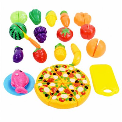 Simulate Kitchen Toy Play House Pizza
