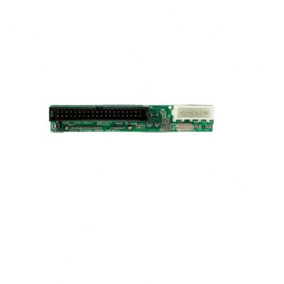 40-pin Female IDE to SATA Male Fast Chip AdapterHDD Enclosure<br>40-pin Female IDE to SATA Male Fast Chip Adapter<br><br>Color: Green<br>Material: PC<br>Package Contents: 1 x SATA Hard Drive to IDE PATA Adapter<br>Package size (L x W x H): 11.00 x 3.00 x 3.00 cm / 4.33 x 1.18 x 1.18 inches<br>Package weight: 0.3200 kg<br>Product size (L x W x H): 10.00 x 1.90 x 1.67 cm / 3.94 x 0.75 x 0.66 inches<br>Product weight: 0.2800 kg
