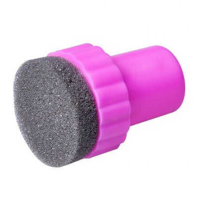 Nail Art Sponge StampMakeup Brushes &amp; Tools<br>Nail Art Sponge Stamp<br><br>Package Contents: 1 x Stamp, 4 x Sponge<br>Package size (L x W x H): 5.00 x 5.00 x 4.50 cm / 1.97 x 1.97 x 1.77 inches<br>Package weight: 0.0250 kg<br>Product size (L x W x H): 2.50 x 2.50 x 3.50 cm / 0.98 x 0.98 x 1.38 inches<br>Product weight: 0.0100 kg