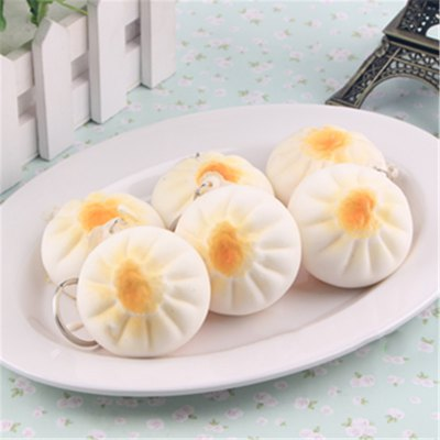 Pan-fried Bun PU Foam Squishy ToySquishy toys<br>Pan-fried Bun PU Foam Squishy Toy<br><br>Color: White<br>Materials: PU<br>Package Content: 1 x Squishy Toy<br>Package Dimension: 7.00 x 7.00 x 5.00 cm / 2.76 x 2.76 x 1.97 inches<br>Package Weights: 35g<br>Pattern Type: Delicacy<br>Product Dimension: 5.00 x 5.00 x 3.00 cm / 1.97 x 1.97 x 1.18 inches<br>Product Weights: 20g<br>Products Type: Squishy Toy