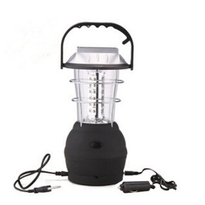 Hand-cranking Solar Outdoor Camping Lamp
