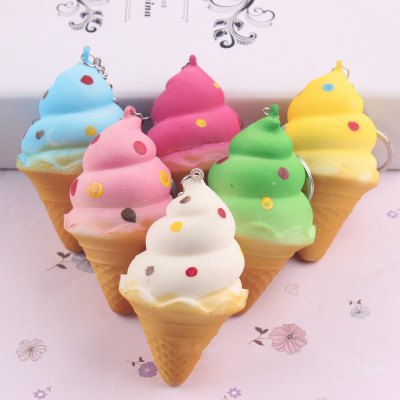 Realistic Cute Ice Cream Cone PU Foam Squishy ToySquishy toys<br>Realistic Cute Ice Cream Cone PU Foam Squishy Toy<br><br>Color: Red<br>Materials: PU<br>Package Content: 1 x Squishy Toy<br>Package Dimension: 11.00 x 8.00 x 8.00 cm / 4.33 x 3.15 x 3.15 inches<br>Package Weights: 40g<br>Pattern Type: Delicacy<br>Product Dimension: 9.50 x 6.00 x 6.00 cm / 3.74 x 2.36 x 2.36 inches<br>Product Weights: 16g<br>Products Type: Squishy Toy