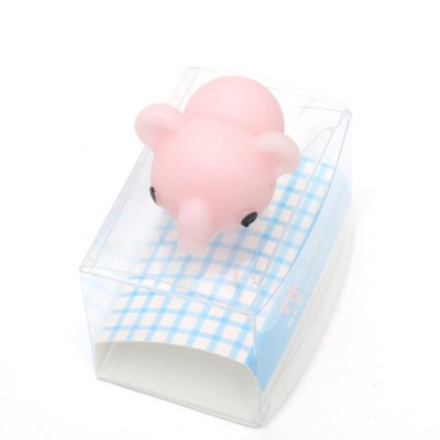 Mini Cartoon Calf Elephant TPR Animal Squishy ToySquishy toys<br>Mini Cartoon Calf Elephant TPR Animal Squishy Toy<br><br>Color: Pink<br>Materials: TPR<br>Package Content: 1 x Squishy Toy<br>Package Dimension: 5.00 x 5.00 x 5.00 cm / 1.97 x 1.97 x 1.97 inches<br>Package Weights: 35g<br>Pattern Type: Animal<br>Product Dimension: 4.00 x 3.00 x 2.50 cm / 1.57 x 1.18 x 0.98 inches<br>Product Weights: 21g<br>Products Type: Squishy Toy<br>Use: Art &amp; Collectible