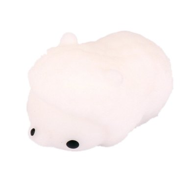 Mini Cartoon Sheep TPR Animal Squishy Toy
