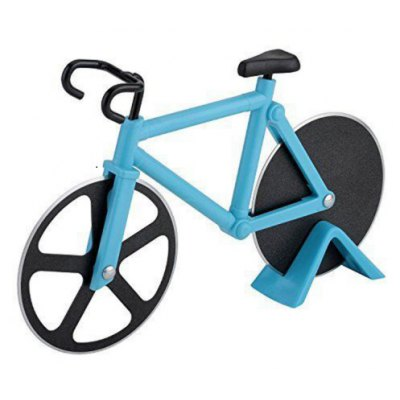 Bicycle Style Pizza Pie Cutter