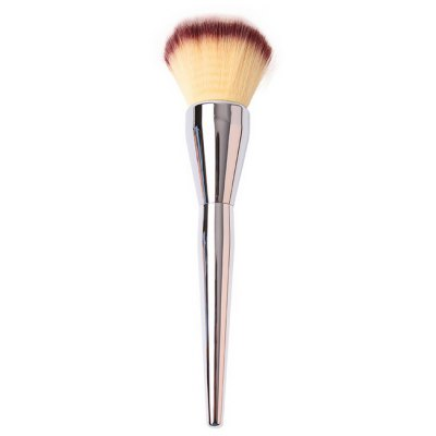 Fanned Thick Foundation Cosmetic Brush