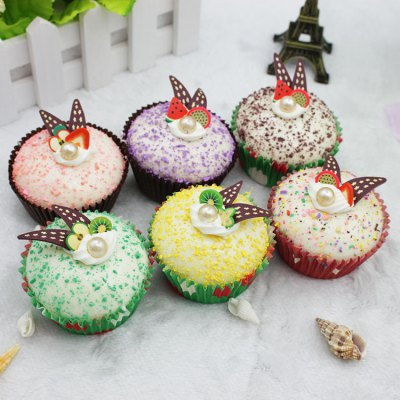 Realistic Decorative Rabbit Ear Cupcake Squishy ToySquishy toys<br>Realistic Decorative Rabbit Ear Cupcake Squishy Toy<br><br>Materials: PU<br>Package Content: 1 x Squishy Toy<br>Package Dimension: 8.00 x 10.00 x 8.00 cm / 3.15 x 3.94 x 3.15 inches<br>Package Weights: 46g<br>Pattern Type: Cake<br>Product Dimension: 5.50 x 5.50 x 7.00 cm / 2.17 x 2.17 x 2.76 inches<br>Product Weights: 21g<br>Products Type: Squishy Toy<br>Use: Home Decoration, Art &amp; Collectible