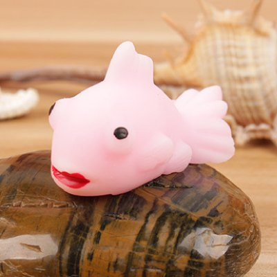 Mini Cartoon Fish TPR Animal Squishy ToySquishy toys<br>Mini Cartoon Fish TPR Animal Squishy Toy<br><br>Color: Pink<br>Materials: TPR<br>Package Content: 1 x Squishy Toy<br>Package Dimension: 6.00 x 5.00 x 5.00 cm / 2.36 x 1.97 x 1.97 inches<br>Package Weights: 35g<br>Pattern Type: Animal<br>Product Dimension: 5.50 x 3.00 x 3.00 cm / 2.17 x 1.18 x 1.18 inches<br>Product Weights: 21g<br>Products Type: Squishy Toy<br>Use: Home Decoration, Art &amp; Collectible
