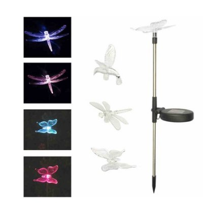 Novelty Animal Shape Solar LightOutdoor Lights<br>Novelty Animal Shape Solar Light<br><br>Body Material: Stainless Steel<br>Cover Material: Plastic<br>Features: Rechargeable<br>Optional Light Color: RGB<br>Package Contents: 1 x Decoration Light<br>Package size (L x W x H): 12.50 x 12.50 x 25.50 cm / 4.92 x 4.92 x 10.04 inches<br>Package weight: 0.1450 kg<br>Power (W): 0.5W<br>Product size (L x W x H): 12.00 x 12.00 x 25.00 cm / 4.72 x 4.72 x 9.84 inches<br>Product weight: 0.1200 kg<br>Type: Solar Lights