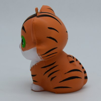 Cute Mini Cartoon Little Tiger PU Squishy ToySquishy toys<br>Cute Mini Cartoon Little Tiger PU Squishy Toy<br><br>Materials: PU<br>Package Content: 1 x Squishy Toy<br>Package Dimension: 9.00 x 8.00 x 10.00 cm / 3.54 x 3.15 x 3.94 inches<br>Package Weights: 0.060kg<br>Pattern Type: Animal<br>Product Dimension: 7.00 x 6.00 x 8.00 cm / 2.76 x 2.36 x 3.15 inches<br>Product Weights: 0.040kg<br>Products Type: Squishy Toy