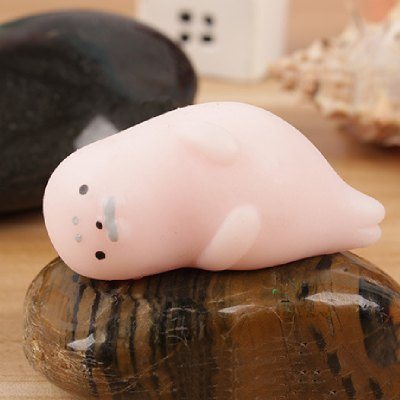 Cute Mini Cartoon Lazy Sea Lion TPR Animal Squishy ToySquishy toys<br>Cute Mini Cartoon Lazy Sea Lion TPR Animal Squishy Toy<br><br>Color: Pink<br>Materials: TPR<br>Package Content: 1 x Squishy Toy<br>Package Dimension: 6.00 x 5.00 x 5.00 cm / 2.36 x 1.97 x 1.97 inches<br>Package Weights: 35g<br>Pattern Type: Animal<br>Product Dimension: 5.00 x 3.00 x 3.00 cm / 1.97 x 1.18 x 1.18 inches<br>Product Weights: 21g<br>Products Type: Squishy Toy<br>Use: Home Decoration, Art &amp; Collectible