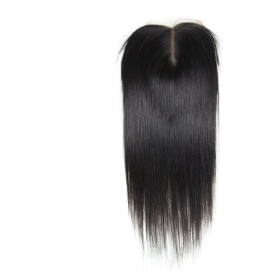 7A Women Natural Long Straight Centre Parting Remy Hair