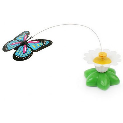 Electric Flying Butterfly Cat Toy