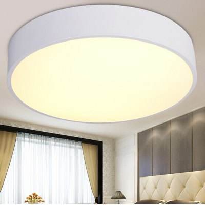 Creative Iron Acrylic Ceiling LightFlush Ceiling Lights<br>Creative Iron Acrylic Ceiling Light<br><br>Illumination Field: 8 - 10sqm<br>Luminous Flux: 2400lm<br>Package Contents: 1 x Ceiliing Light, 1 x Telecontroller, 1 x English Manual<br>Package size (L x W x H): 24.00 x 24.00 x 5.00 cm / 9.45 x 9.45 x 1.97 inches<br>Package weight: 1.3000 kg<br>Product size (L x W x H): 23.00 x 23.00 x 5.00 cm / 9.06 x 9.06 x 1.97 inches<br>Product weight: 1.2000 kg<br>Sheathing Material: Acrylic<br>Type: Ceiling Lights<br>Voltage (V): 220V<br>Wattage (W): 24
