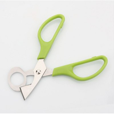 Quail Egg Shell Cutter Scissor Cracker Opener Stainless Steel Blade Tools