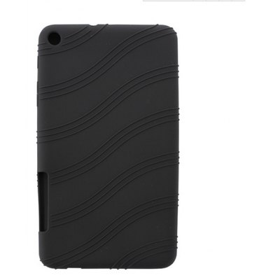 Silicone Soft Tablet Back Case for Huawei MediaPad T1 - 701U