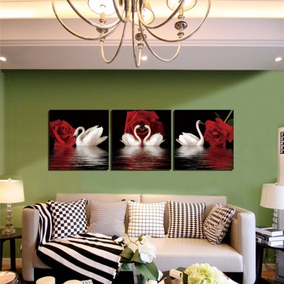 Swans Rose Painting StickerPainting<br>Swans Rose Painting Sticker<br><br>Art Style: Plane Wall Stickers<br>Artists: Others<br>Color Scheme: Multicolor<br>Functions: Decorative Wall Stickers<br>Hang In/Stick On: Bedrooms,Living Rooms<br>Material: Self-adhesive Plastic, Vinyl(PVC)<br>Package Contents: 1 x Sticker<br>Package size (L x W x H): 52.00 x 5.00 x 5.00 cm / 20.47 x 1.97 x 1.97 inches<br>Package weight: 0.2420 kg<br>Product size (L x W x H): 120.00 x 40.00 x 0.10 cm / 47.24 x 15.75 x 0.04 inches<br>Product Type: Others<br>Product weight: 0.2100 kg<br>Sizes: Others<br>Subjects: Others