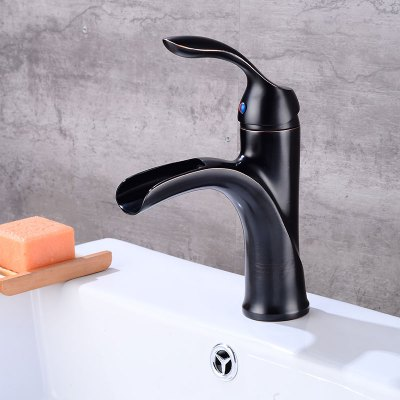 Single Handle Bathroom Sink Faucet new pull out sprayer kitchen faucet swivel spout vessel sink mixer tap single handle hole hot and cold