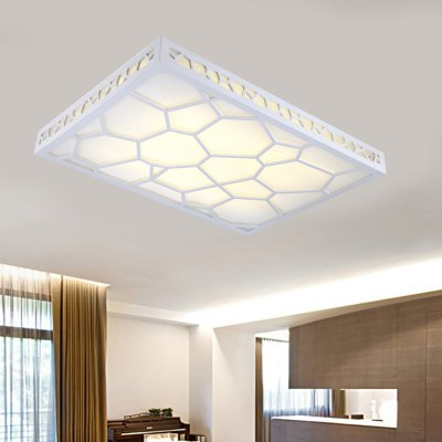 BRELONG Square LED Ceiling Light  100 - 240VFlush Ceiling Lights<br>BRELONG Square LED Ceiling Light  100 - 240V<br><br>Brand: BRELONG<br>Features: Remote-Controlled<br>Illumination Field: 7 - 10sqm<br>Optional Light Color: Natural White,Warm White,White<br>Package Contents: 1 x Ceiling Light, 1 x Remote Controller<br>Package size (L x W x H): 60.00 x 60.00 x 15.00 cm / 23.62 x 23.62 x 5.91 inches<br>Package weight: 5.0200 kg<br>Product size (L x W x H): 55.00 x 55.00 x 10.00 cm / 21.65 x 21.65 x 3.94 inches<br>Product weight: 4.5000 kg<br>Sheathing Material: Iron, Acrylic<br>Type: Ceiling Lights<br>Voltage (V): 180-240V<br>Wattage (W): 36W<br>Wavelength / CCT: 3000-6500K