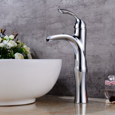 A12 Single Handle Bathroom Sink Faucet kitchen chrome plated brass faucet single handle pull out pull down sink mixer hot and cold tap modern design