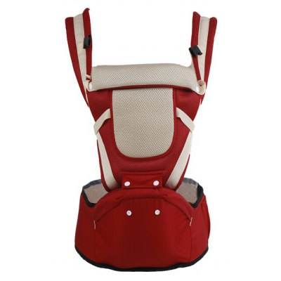 Portable Ergonomic Ventilate Baby Carrier