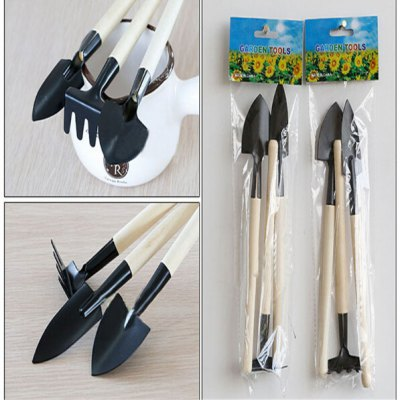 3pcs Mini Garden Cultivating Tool ToyPretend Play<br>3pcs Mini Garden Cultivating Tool Toy<br><br>Age: Above 3 Years<br>Package Contents: 1 x Set of Garden Tool Toys<br>Package size (L x W x H): 50.00 x 29.00 x 39.00 cm / 19.69 x 11.42 x 15.35 inches<br>Package weight: 0.1100 kg<br>Product size (L x W x H): 26.00 x 20.00 x 30.00 cm / 10.24 x 7.87 x 11.81 inches<br>Product weight: 0.0600 kg<br>Type: Pretend Play