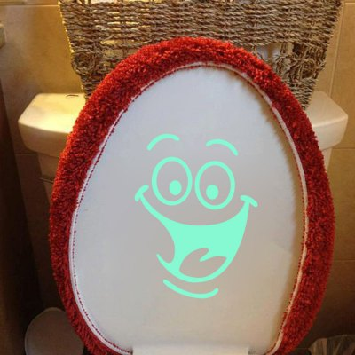 Fluorescence Creative Luminous Toilet StickerWall Stickers<br>Fluorescence Creative Luminous Toilet Sticker<br><br>Art Style: Plane Wall Stickers<br>Artists: Others<br>Color Scheme: Others<br>Functions: Decorative Wall Stickers<br>Hang In/Stick On: Bathroom<br>Material: Self-adhesive Plastic, Vinyl(PVC)<br>Package Contents: 1 x Sticker<br>Package size (L x W x H): 18.00 x 17.00 x 1.00 cm / 7.09 x 6.69 x 0.39 inches<br>Package weight: 0.0220 kg<br>Product Type: Others<br>Product weight: 0.0200 kg<br>Sizes: Others<br>Subjects: Others