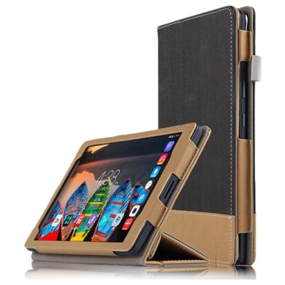 Tablet Case Auto Sleep / Wake Up Function for Lenovo P8