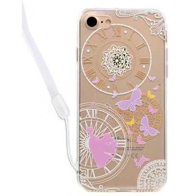 Clock Acrylic Phone Cover for iPhone 7